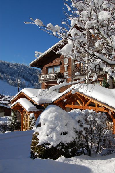 Hotel Residence Loisirs Les Cotes