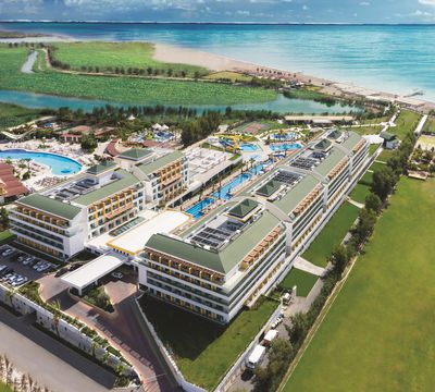 Hotel Port Nature Luxury Resort & Spa