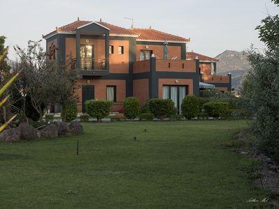 Villa Kalloni Beach