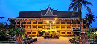 Hotel Angkor Hotel