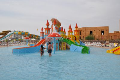Hotel Aqua Mirage Club (Splashworld)