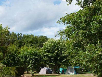 Camping Les Hautes Vernedes