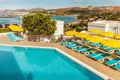 Hotel Riva Bodrum