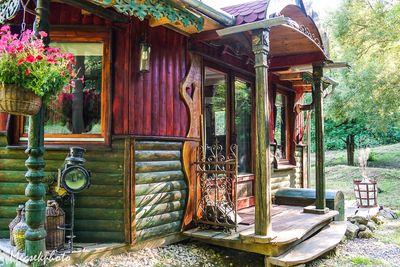 Vakantiehuis Green Gypsy