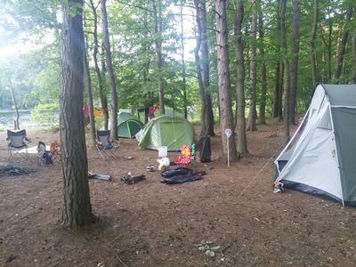 Camping Posesja