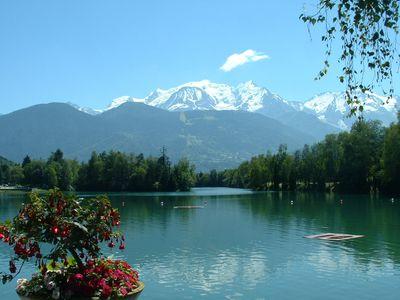 Camping Mont Blanc Plage