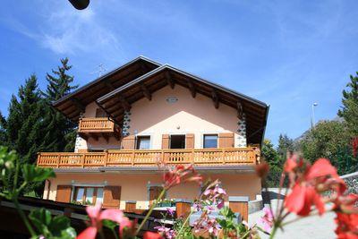 Appartement Chalet Terme Bormio
