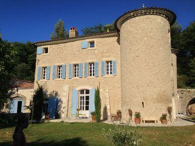 Kasteel Château de Peyrolles