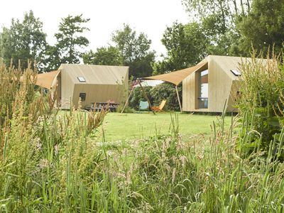 Camping It Dreamlân, overnachten in puur Friesland