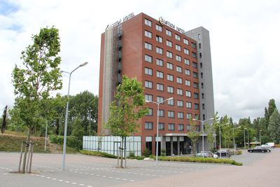 Hotel Bastion Deluxe Rotterdam Beneluxtunnel