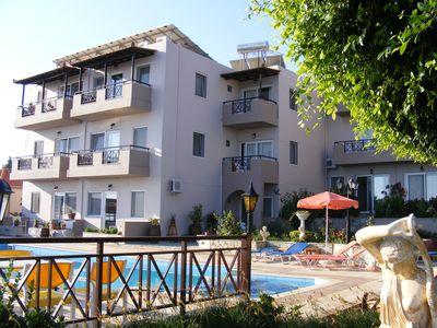 Appartement Irida