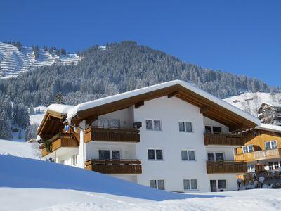 Appartement Haus Walser Berge