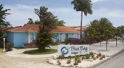 Appartement Blue Bay Lodges - Sunny Curaçao