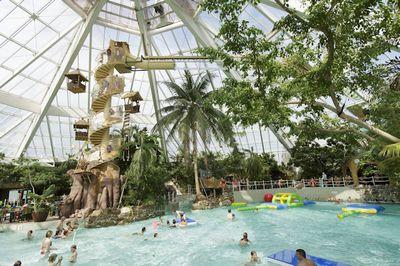 Vakantiepark Center Parcs De Vossemeren