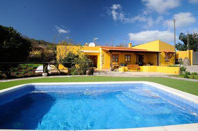 Vakantiehuis Finca La Majadera