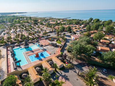 Camping Yelloh! Village Le Club Farret