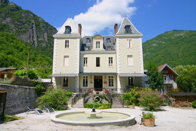 Bed and Breakfast Chateau Serre Barbier