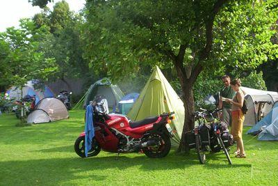 Camping Bikercamp & Panzio Budapest
