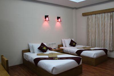 Hotel Golden Lotus Inle