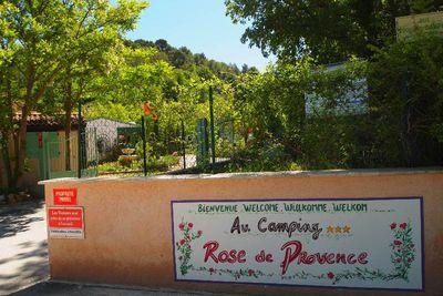 Camping Rose de Provence