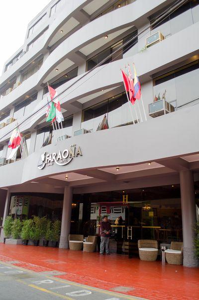 Hotel Faraona