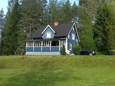 Vakantiehuis Svenskahus