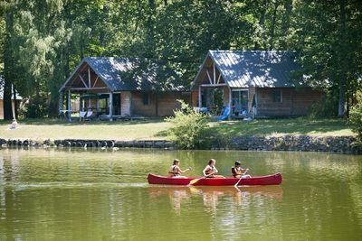 Camping Huttopia Rillé
