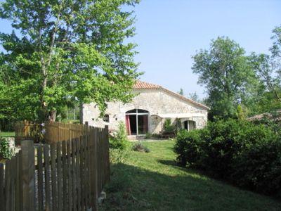 Vakantiehuis La grange de Leygues