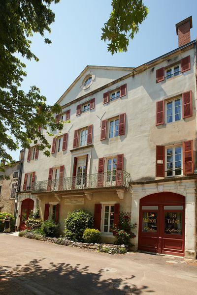 Hotel La Maison d'Olivier Leflaive
