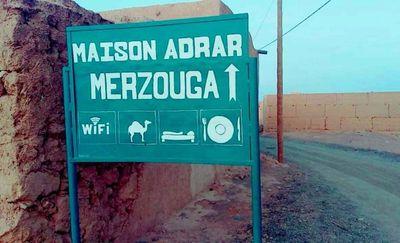Bed and Breakfast Maison Adrar Merzouga