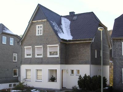 Vakantiehuis Haus am Sorpe