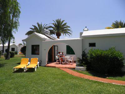 Vakantiepark Canary Garden Club