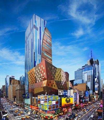 Hotel The Westin New York at Times Square