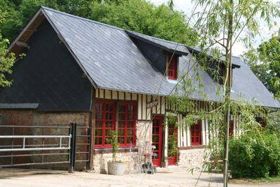 Vakantiehuis Le Lieu Thomain