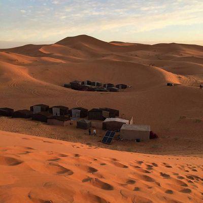Hotel Porte de Sahara