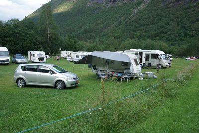 Camping Rjukan Hytte OG