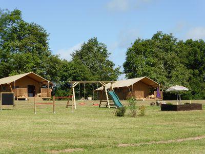 Camping Domaine la Mathoniere