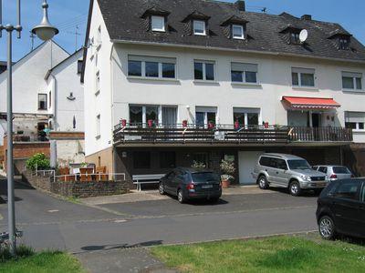 Appartement Haus Waldeck