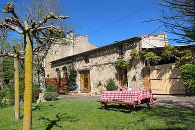 Vakantiehuis Domaine de la Bade