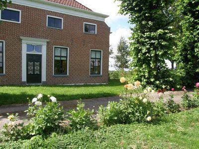 Vakantiehuis Vakantieboerderij Volharding