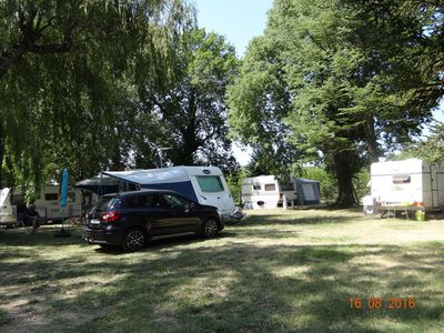 Camping Le Lavoir d'Arlinde