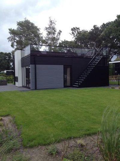 Chalet Hulst 4 (Droompark Bad Hoophuizen)