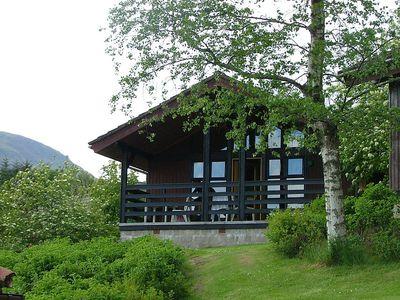 Chalet Lochside Cottages