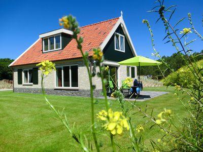 Vakantiehuis Duinrand Bungalowverhuur (type 1 t/m 4)