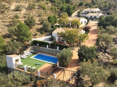 Vakantiehuis Casa Lobera Bungalows