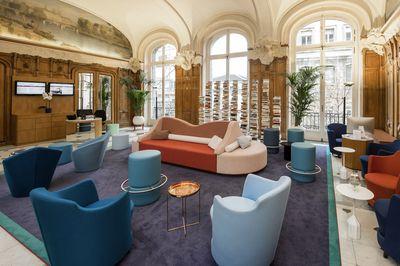 Hotel Mercure Lyon Centre Grand Château Perrache