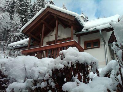 Vakantiehuis Waldsicht Flachau