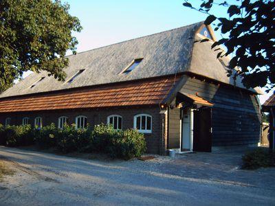 Vakantiehuis De Vlaamsche schuur (landgoed De Barendonk)