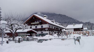 Appartement Haus Alpenblume