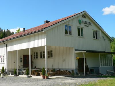Bed and Breakfast Henseid Skole